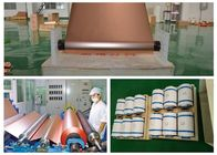 نوعية جيدة إد النحاس احباط & ED Copper Shielding Foil Roll 150kg - 600kg Roll Weight Good Etch Ability للبيع